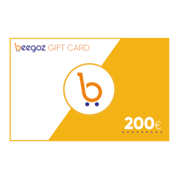 Beegoz Gift Card 200 EUR