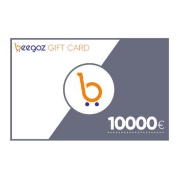 Beegoz Gift Card 10000 EUR