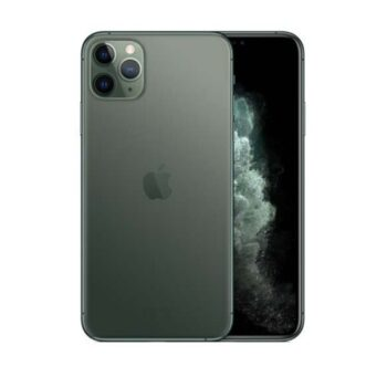 Apple iPhone 11 Pro Max 256GB (nocna zieleń)