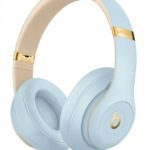 Beats Studio3 Wireless headphones (crystal blue)