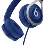 Beats EP headphones (blue)