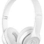 Beats Solo3 Wireless headphones (shiny white)