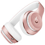 Beats Solo3 Wireless headphones (rose gold)