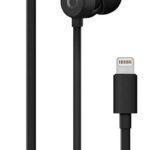 Beats urBeats3 earphones lightning (black)
