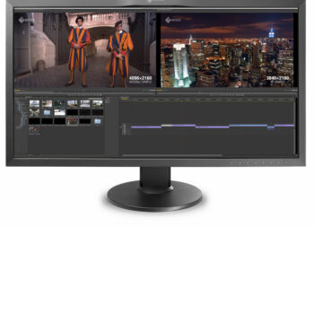 "EIZO LCD 32"" 4K ColorEdge <br>CG318-BK (black) + ColorNavigator"