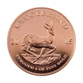 Krugerrand – 1 oz. Gold