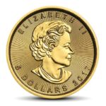 Canadian Maple Leaf 1/10 OZ GOLD