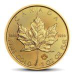 Canadian Maple Leaf 1 OZ GOLD