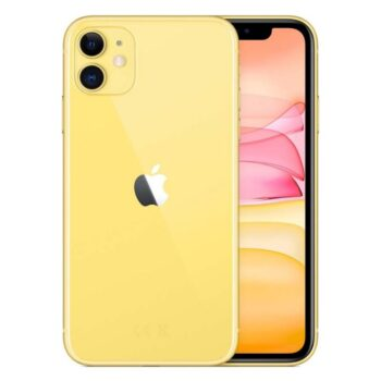 Apple iPhone 11 128GB (żółty)