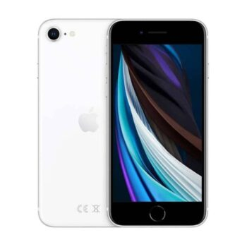 Apple iPhone SE 64GB (white) – new model