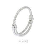 La pazza gioia silver bracelet