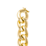 Amore e Arte 14K yellow gold necklace