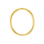 Giuditta 14K yellow gold bracelet