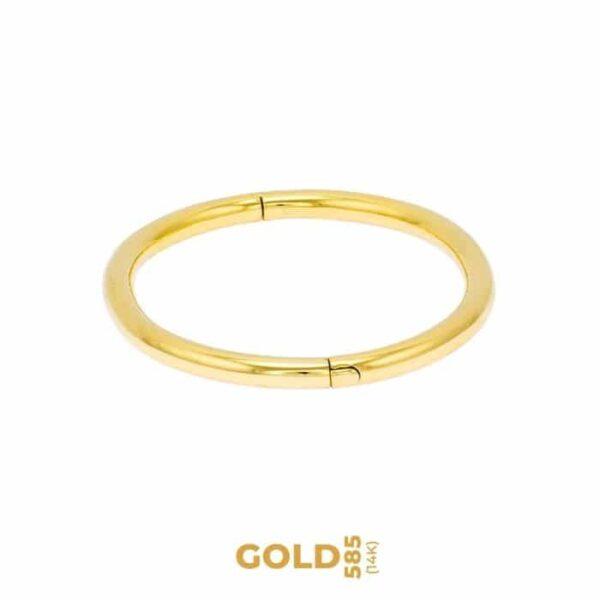 Giuditta 14K yellow gold bracelet