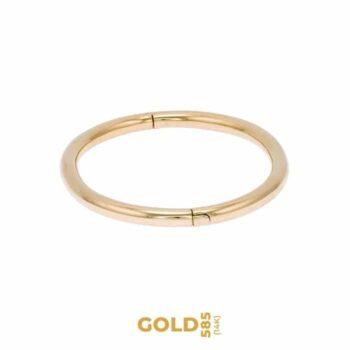 Prima Rosa 14K red gold bracelet