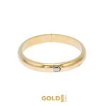 Tuffolina 14K red gold bracelet