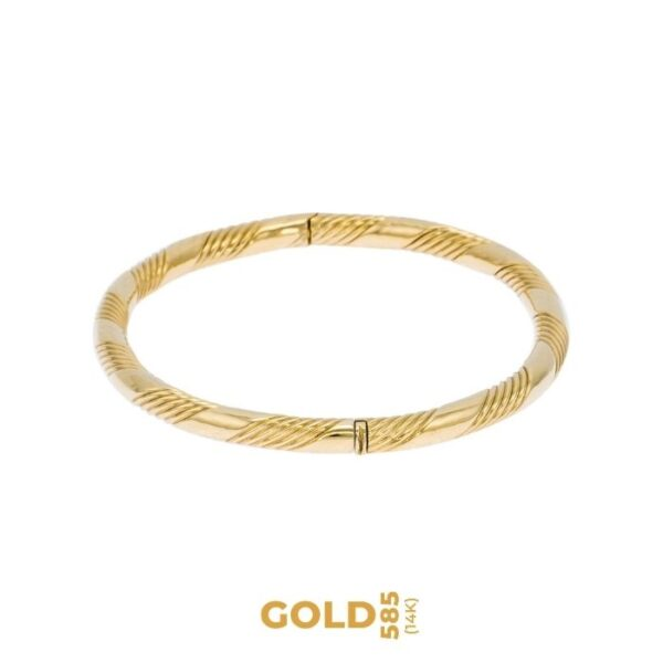 Armida 14K yellow gold bracelet