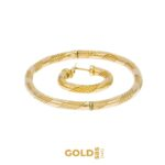 Set Catha 14K yellow gold