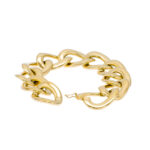 Bianca di Nevers 14K yellow gold bracelet