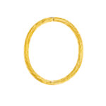 Sieba 14K yellow gold bracelet