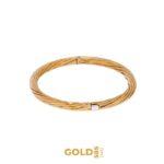 Cin Ci La 14K red gold bracelet