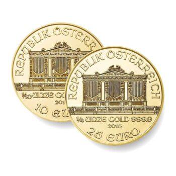 DUET – 2 gold coins