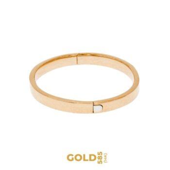 La dote di Jeannette 14K red gold bracelet
