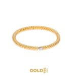 Tentazione 18K yellow gold bracelet