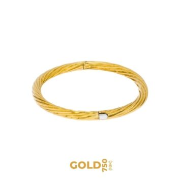 Sieba 18K yellow gold bracelet