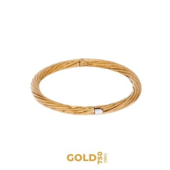 Cin Ci La 18K red gold bracelet