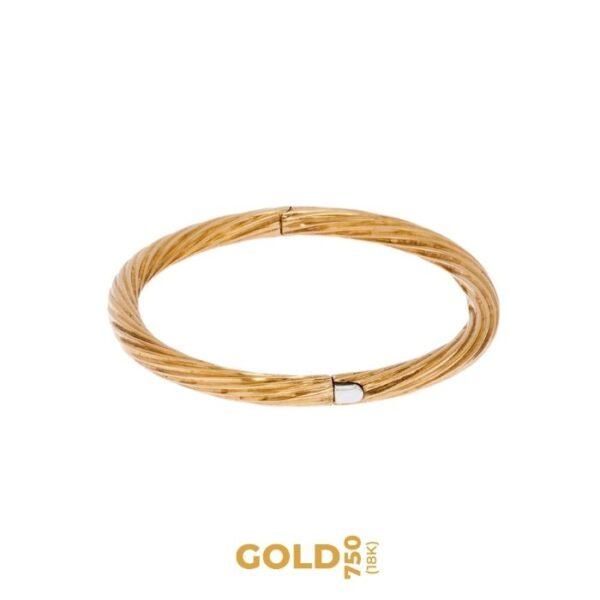 Cin Ci La 18K red gold bracelet
