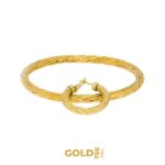 Set Uni 18K yellow gold
