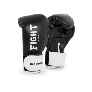 Boxing gloves for children – black – 6 oz