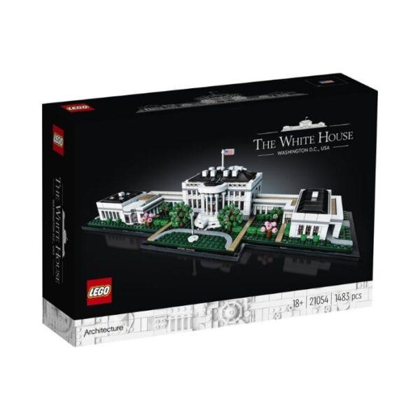 Kocki LEGO Architecture - Biały Dom