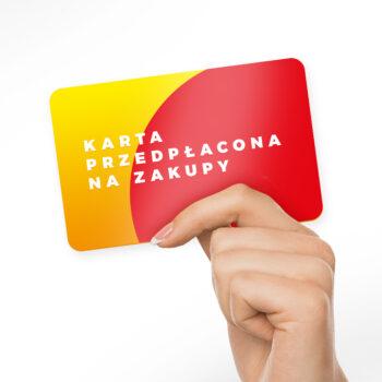 Karta przedpłacona – BIEDRONKA (PL)