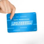 Karta przedpłacona – DECATHLON (PL)