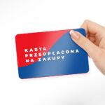 Karta przedpłacona – INTERSPORT (PL)