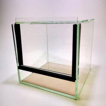 Terrarium szklane 15x15x15 cm #SpidersFactory