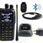 AT-D878 UV-II PLUS Analog-APRS NOWY MODEL 2021r AnyTone, Bluetooth, DMR-APRS